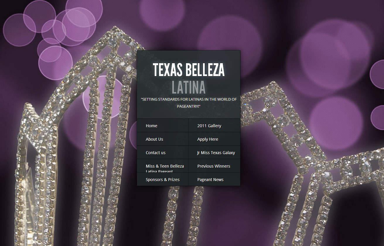 Texas Belleza Latina (Redesign)