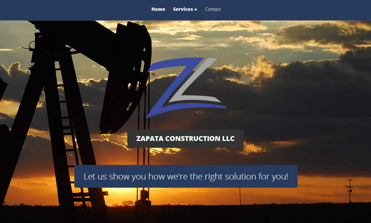 Zapata Oil Field Services