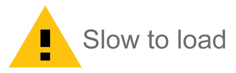 "Google Now Featuring ""Slow To Load"" Warning Label In Mobile Results"
