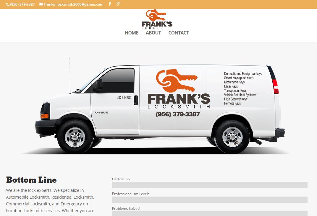 Frank's Locksmith 1