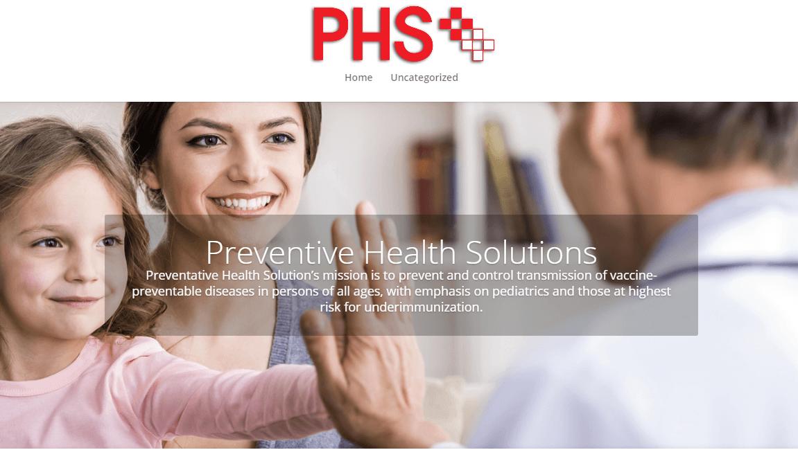 Preventive Health Solutions 1